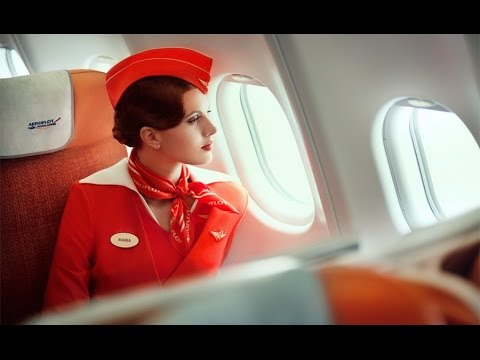 Amazing Aeroflot -- Russian airlines (Прекрасное Далеко)