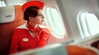 Amazing Aeroflot -- Russian airlines (Пр...