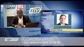 ÉDITION SPÉCIALE CORONAVIRUS - 02 AVRIL 2020