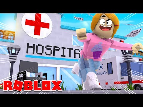 Roblox Escape The Hospital Obby!