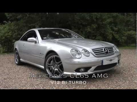 Mercedes benz cl cl65 bi turbo youtube for Mercedes benz cl65 amg for sale