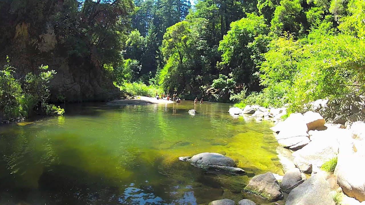 The Garden Of Eden Henry Cowell Santa Cruz California Youtube