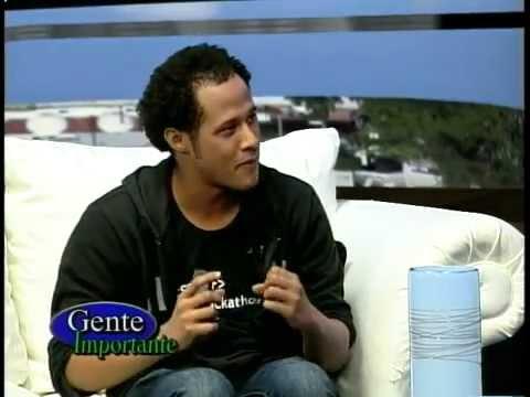 """Entrevista en programa """"Gente Importante"""""""