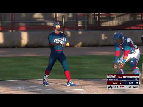MLB THE SHOW 20 WORLD BASEBALL CLASSIC