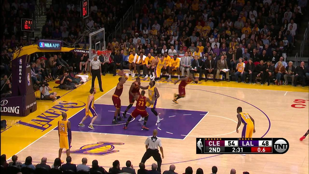 2e95f573f LeBron James off the Glass  Which One s Better  - YouTube