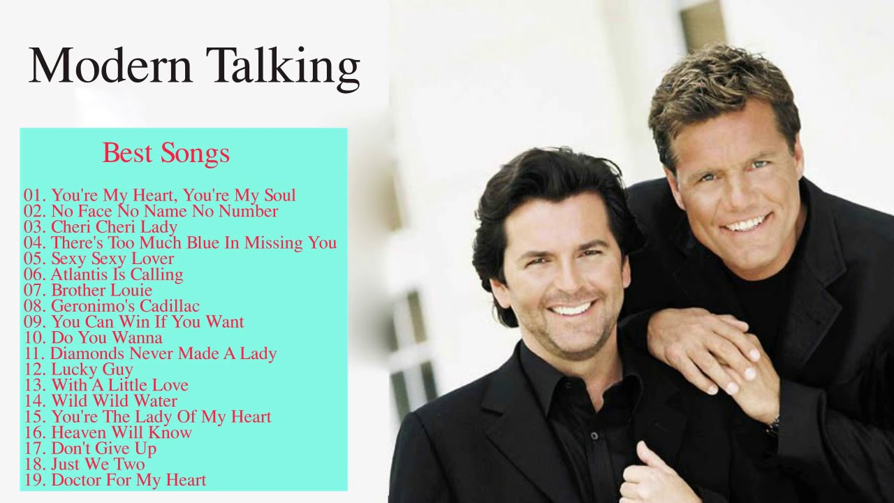 modern talking greatest hits 2018 best of modern talking. Black Bedroom Furniture Sets. Home Design Ideas