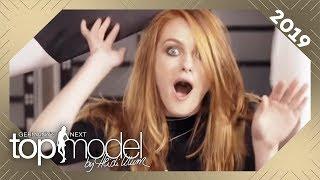 Enttäuschung beim Umstyling: So reagieren die Models auf die neuen Haare! | GNTM 2019 | Prosieben