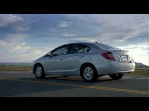 Real World Test Drive 2012 Civic Natural Gas (CNG)