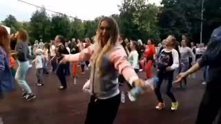 Танцы сексуальной Анны Хилькевич