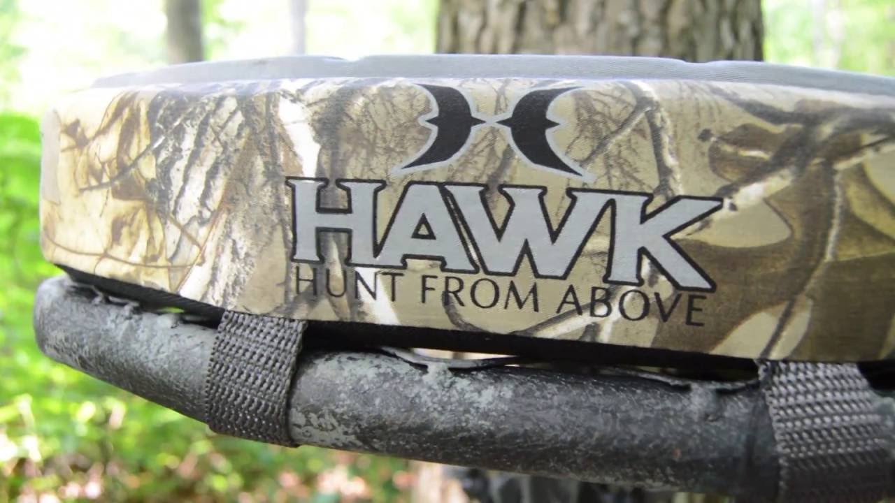 Hang On Tree Stand Review Hawk Tree Stands Youtube