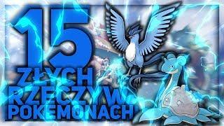 15 BŁĘDÓW W POKEMONACH!