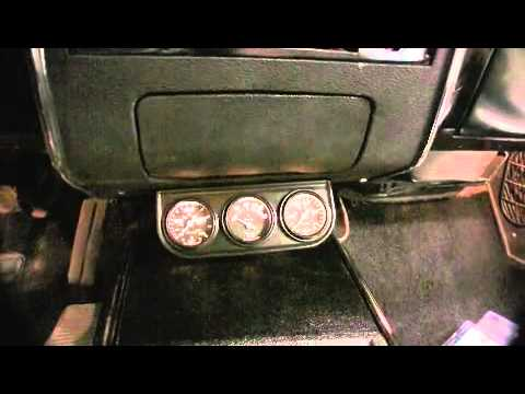 1967 camaro gauges by scared shiftless