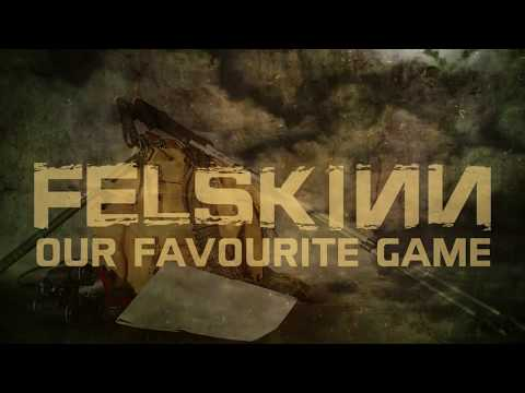 "FELSKINN - ""Our Favorite Game"" (Official Lyric Video)"