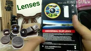 Mobile Camera lens Unboxing & detail review Must watch