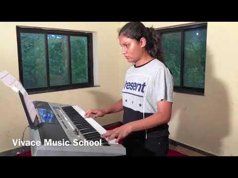 Trinity College London Initial Grade Keyboard The Keel Row - Vivace Music School Goa