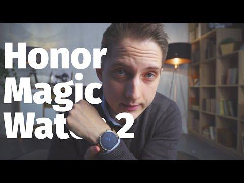 НОВЫЕ HONOR MAGICWATCH 2! ЧТО ОНИ УМЕЮТ?!