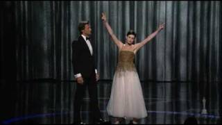 Repeat youtube video Hugh Jackman's Opening Number: 2009 Oscars