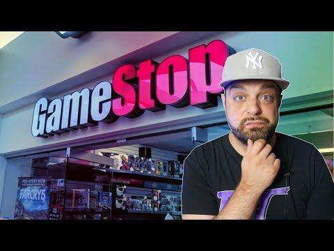 In DEFENSE of GameStop!