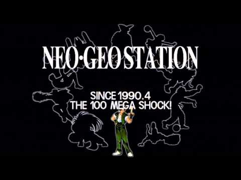 Neo Geo Station - Main Menu Mix