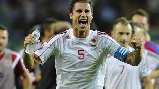 L'Albanie, prochain adversaire des Bleus !