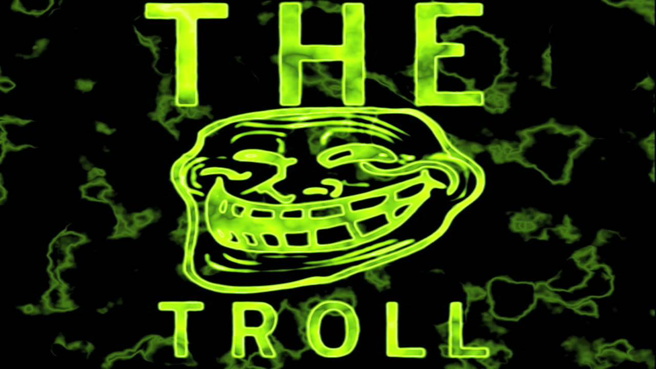 """My Video Intro """"The Troll"""" (Coming Soon)"""