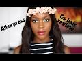 aliexpress GS hair : Virgin Brazilian loose wave hair  review