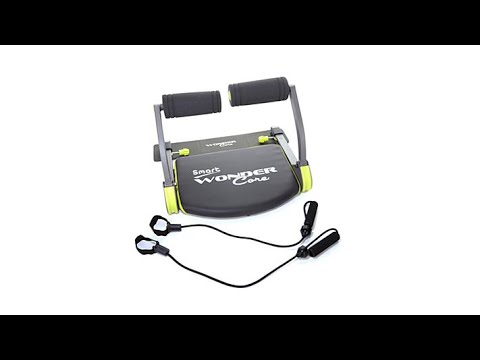 Wonder Core Smart Exercise System W Workout Dvd Bands