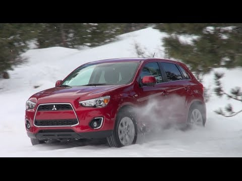 2014 Mitsubishi Outlander Sport Snowy Off-Road Review & Misadventure