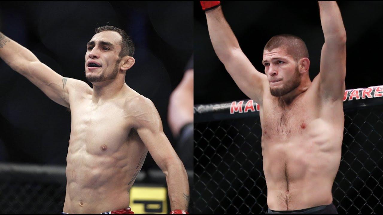 Тони Фергюсон проехался по Хабибу, Нейт Диаз собирается в бокс, зарплаты UFC Fight Night 103