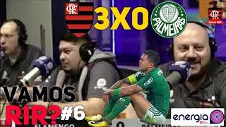 VAMOS RIR? #6 GOLS DO FLAMENGO COM NARRAÇÃO PALMEIRENSE + A Radio falando desse video!