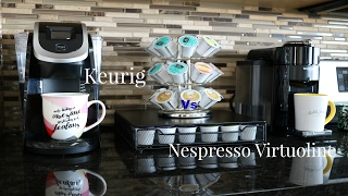 Keurig 2.0 Vs Nespresso Vertuoline Evoluo