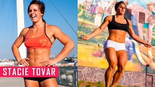 Stacie Tovar Crossfit Training Workouts | Fitness Babes | Diamond92
