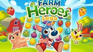 (ANDROİD)Farm Heroes saga gold hilesi