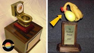 10 najdziwniejszych nagród, które możesz otrzymać