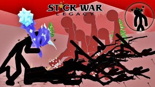 Stick War: Legacy HUGE Update | ICE vs CLASSIC GIANT | Gameplay 2019 (Part 42)