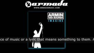 Armin van Buuren feat. Cathy Burton - Rain (track 08 from the 'Imagine' album)