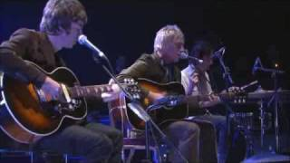 Noel Gallagher and Paul Weller - The Butterfly Collector live