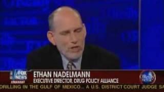 Ethan Nadelmann Debates O'Reilly About Failed Drug War