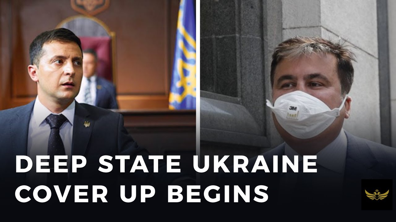 Deep State moves Saakashvili to Ukraine to block Barr-Durham