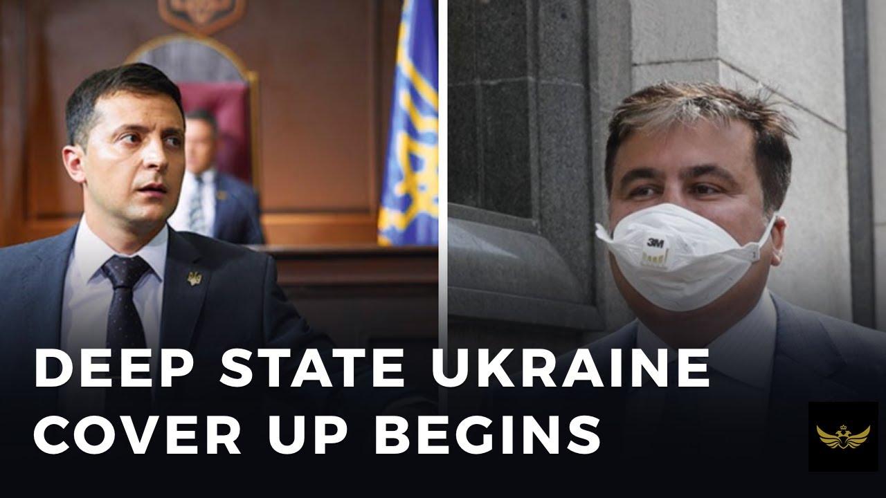 Deep State moves Saakashvili to Ukraine to block Barr-Durham