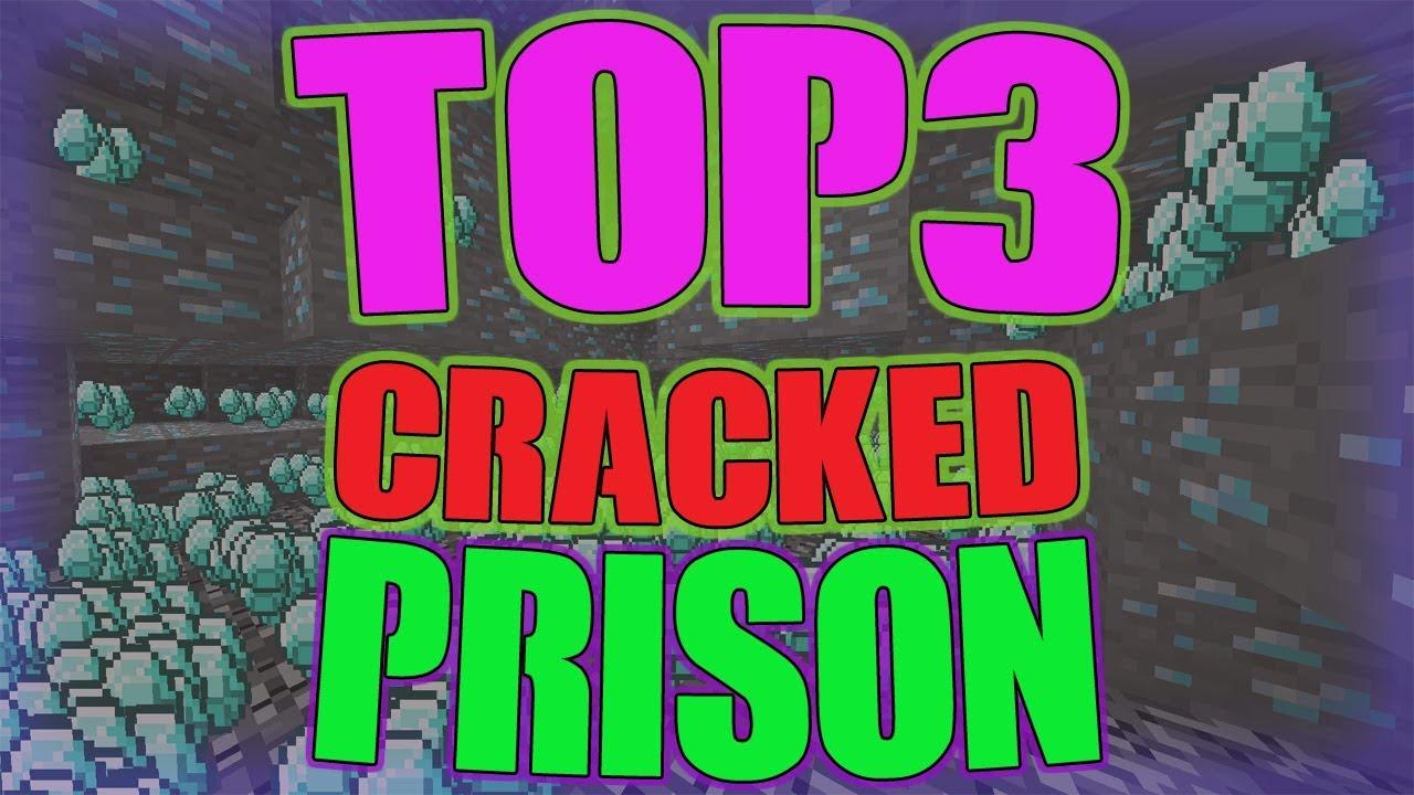 BEST Top 3 Minecraft Cracked op Prison Servers YouTube