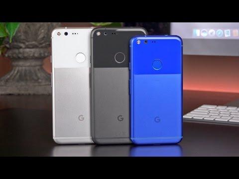 Google Pixel vs Pixel XL (All Colors): Unboxing & Review
