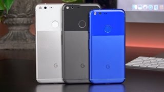 In-depth review of the Google Pixel and Pixel XL. ▷Subscribe: http:...
