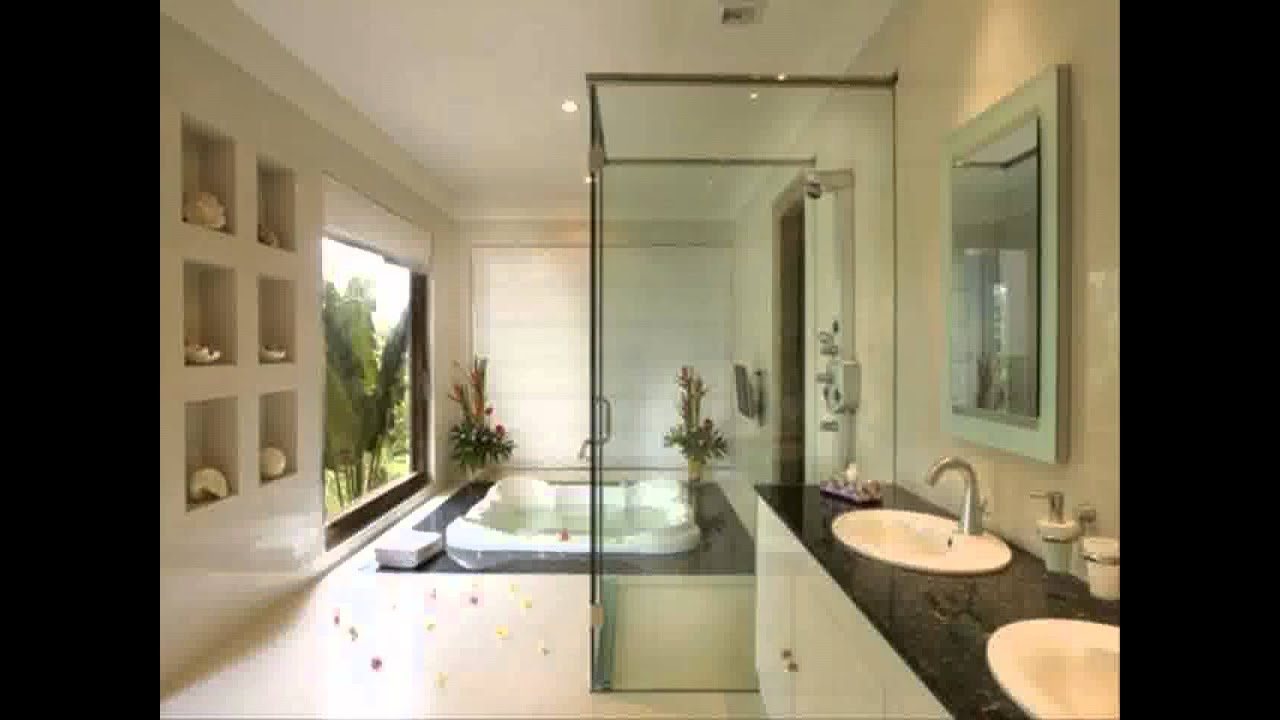 Bali Bathroom Design Ideas ~ Good balinese bathroom design youtube