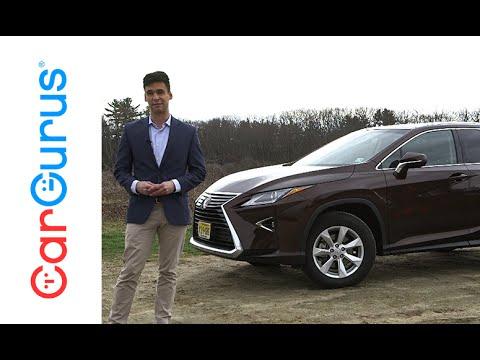 2016 Lexus RX 350 | CarGurus Test Drive Review