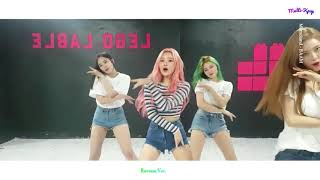 Momoland   BAAM Moving Dance Practice  Reverse Ver   Multi K pop