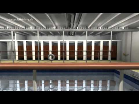 Rms titianic swimming pool preview youtube - Was the titanic filmed in a swimming pool ...