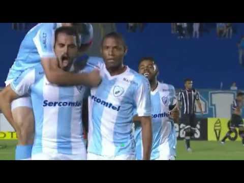 Londrina 2 x 0 Bragantino, melhores momentos, Serie B 2016 02/08/2016