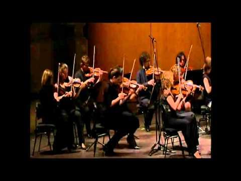 F.Mendelssohn Der Schönen Melusine [The Beautiful Melusine] Overture in F (1833)