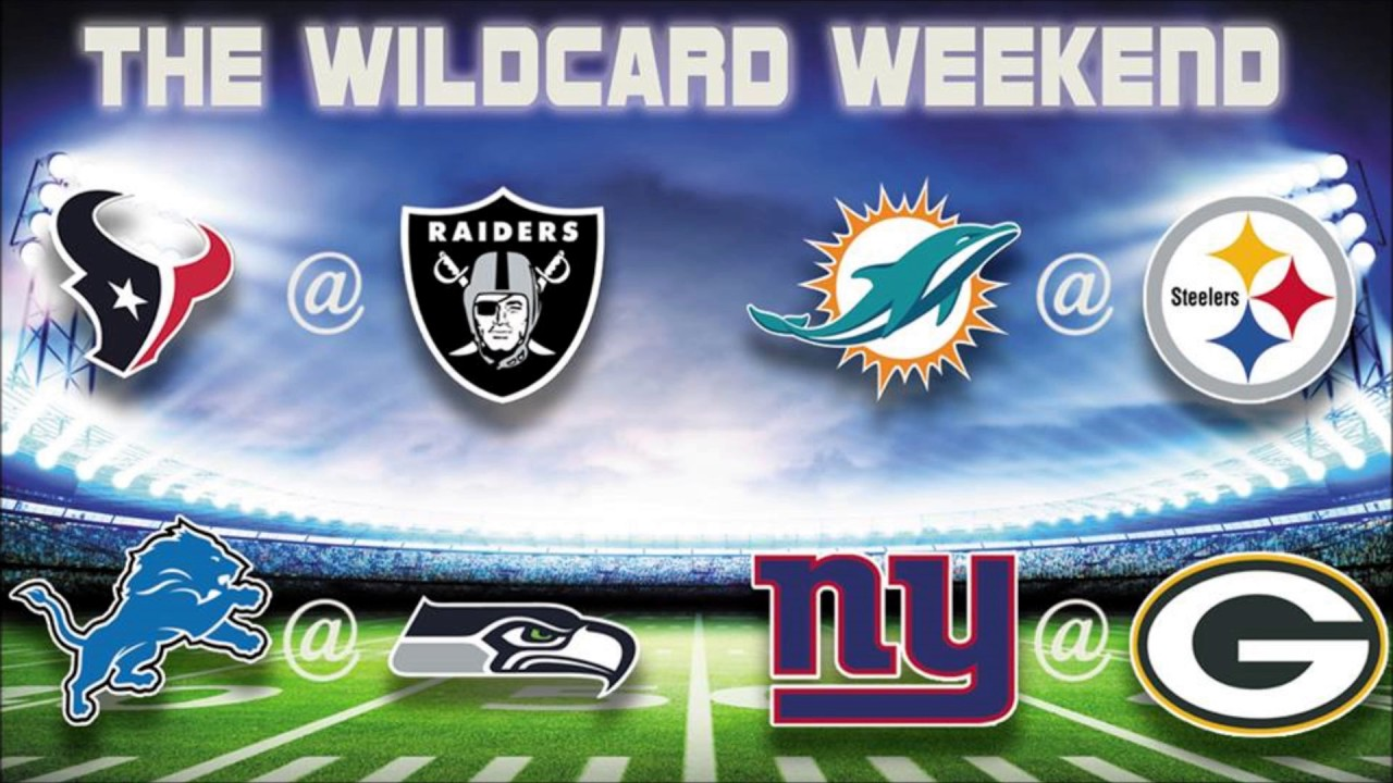 Image result for wildcard weekend nfl picks